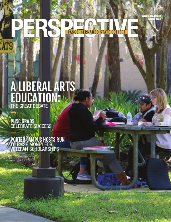 Pasco-Hernando State College Volume XIV, Issue I Spring 2020