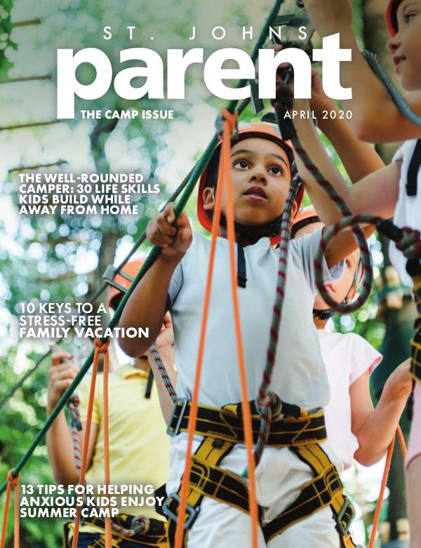 Parent Magazine St. Johns April 2020