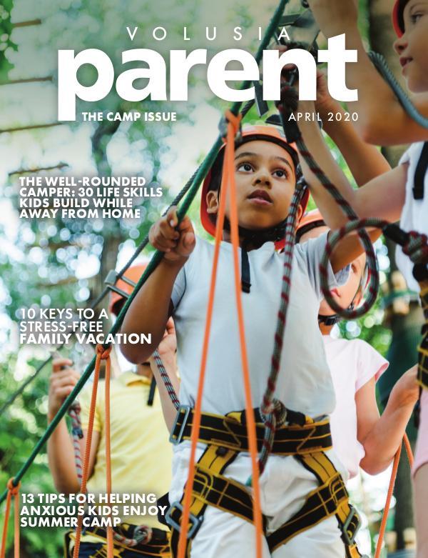 Parent Magazine Volusia April 2020