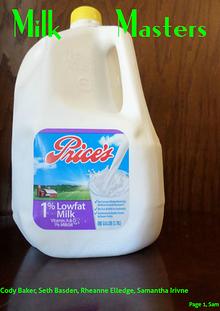 Milk Masters