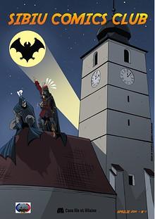 Sibiu Comics Club nr1