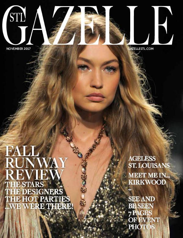 GAZELLE STL NOVEMBER 2017