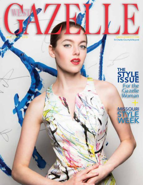 GAZELLE WEST Vol 1, Issue 4