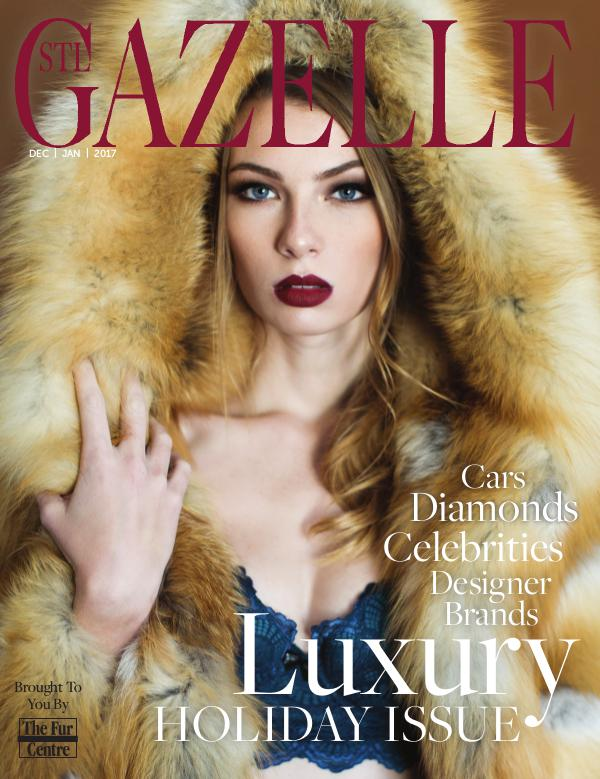 GAZELLE STL LUXURY HOLIDAY ISSUE 2016