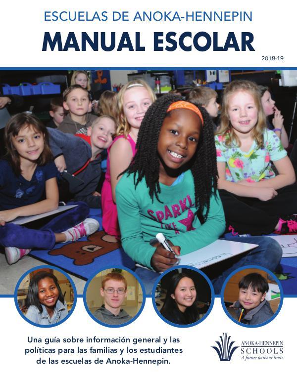 Reports, guides, handbooks Policy handbook 2018-19 [Spanish]