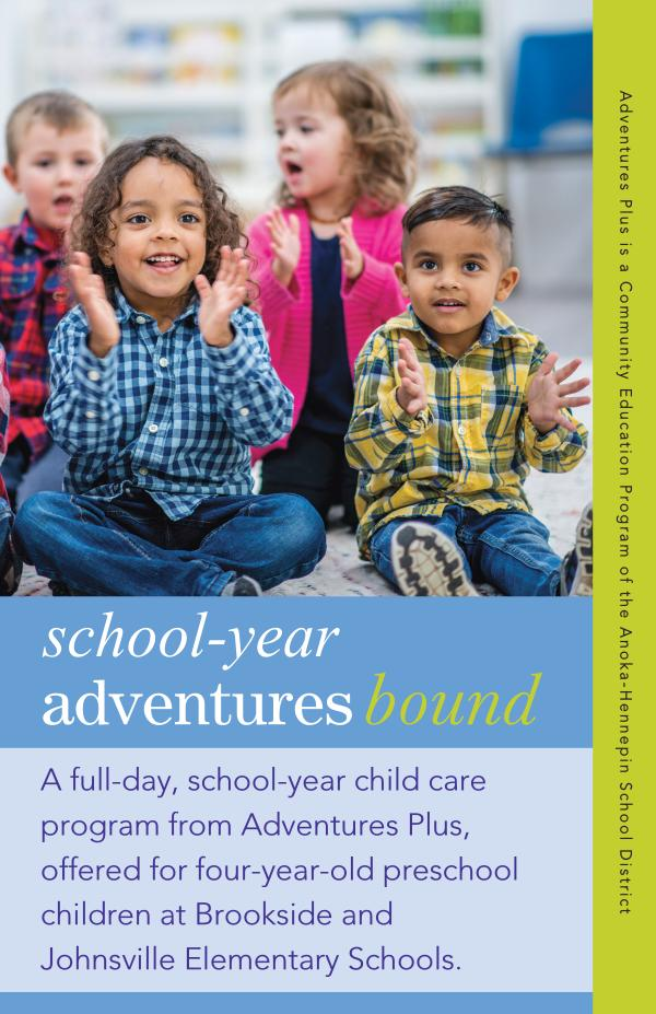 Adventures Bound, 2021-22 school-year care