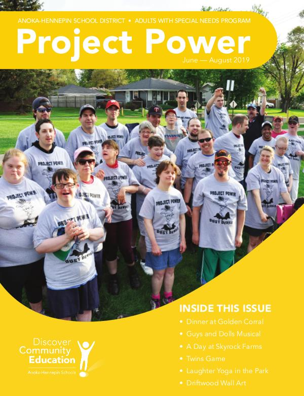 Project Power - Summer 2019