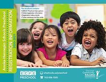 Community Education program brochures