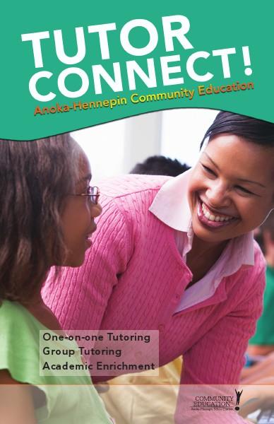 Community Education program brochures Tutor Connect