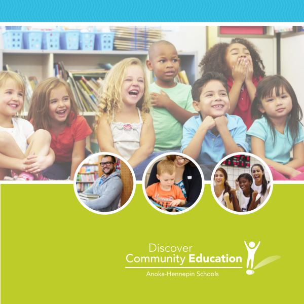Discover Community Education