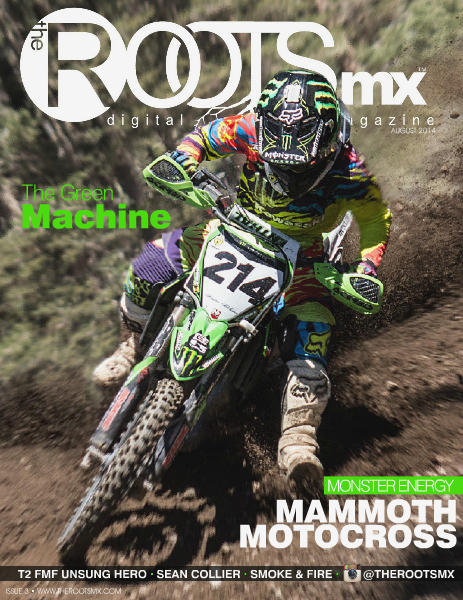 The Roots MX August 2014