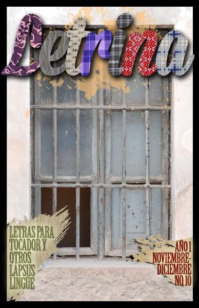 LETRINA LETRINA # 10 Noviembre - diciembre 2013