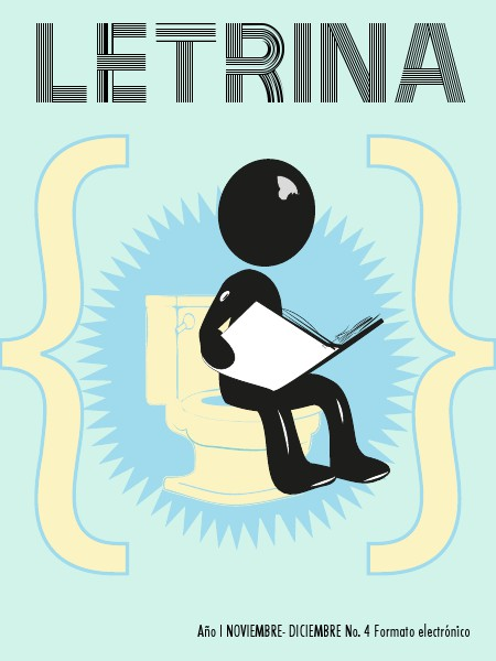 LETRINA LETRINA #4 Noviembre - diciembre 2012