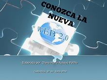 Conozcamos la WEB 2.0
