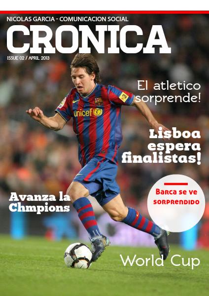 Cronica Especial por,05 de 2014