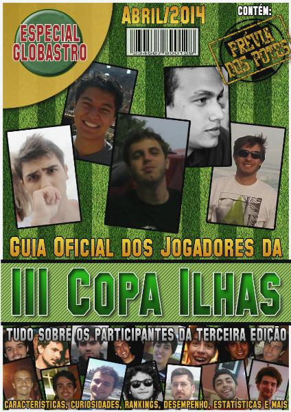 Guia Oficial da Copa Ilhas Apr. 2014