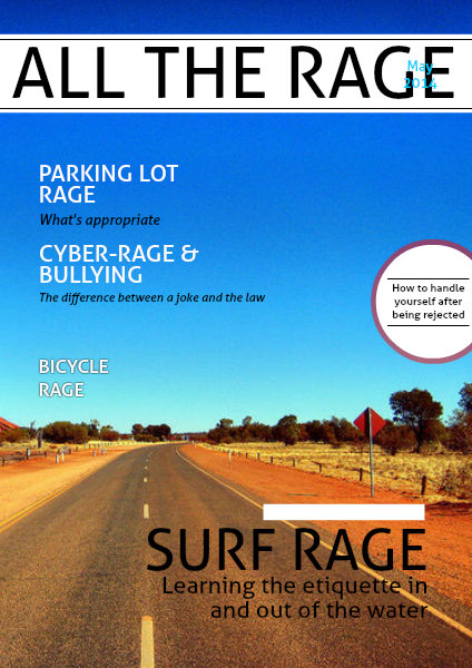 All the Rage May 2014