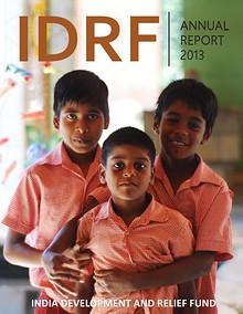 IDRF Annual Report 2013