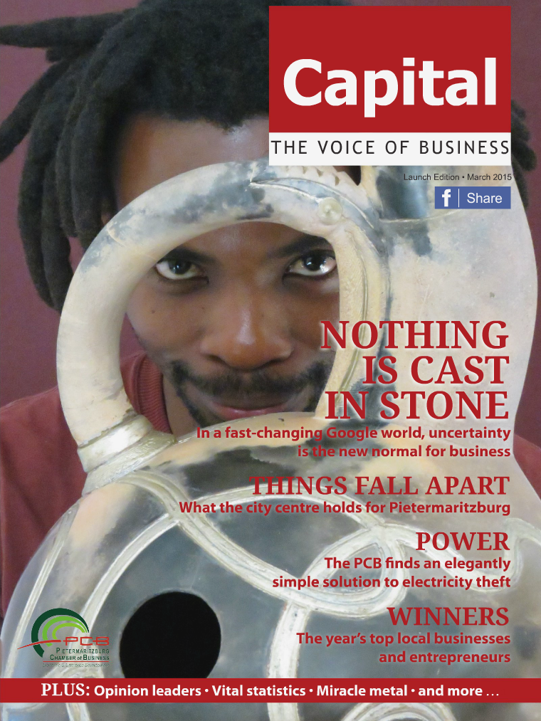 CAPITAL: The Voice of Business Issue 1, 2015