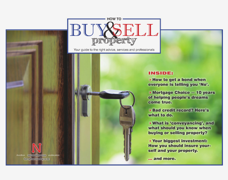 How to Buy & Sell Property November 2016