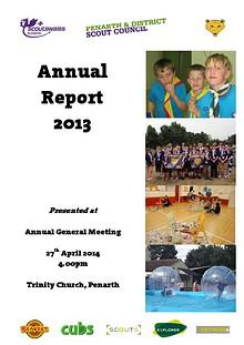P&D Annual Report 2013.pdf