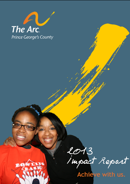 The Arc Prince George's County 2013