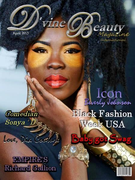D'vine Beauty April Issue 2015