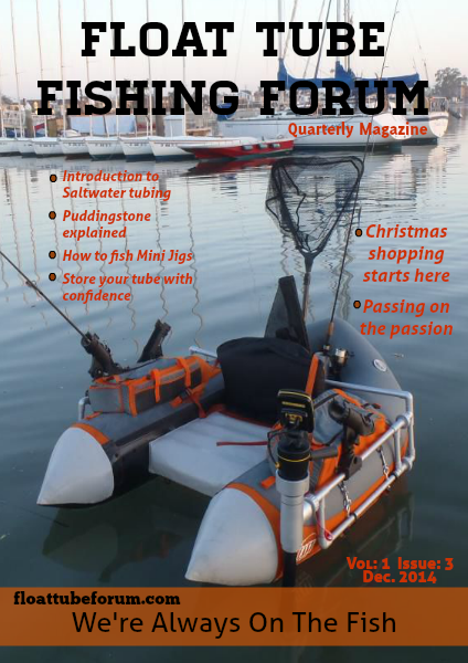 The Float Tube Fishing Forum Vol: 1 Issue: 3