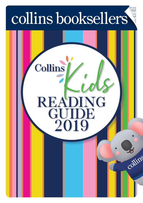 Collins Booksellers Kid's Reading Guide 2019 Kids Catalogue 2019-FA-WEB