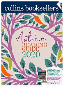 Collins Booksellers Autumn Reading Guide 2020