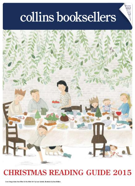 Collins Booksellers Christmas Reading Guide 2015 December 2015
