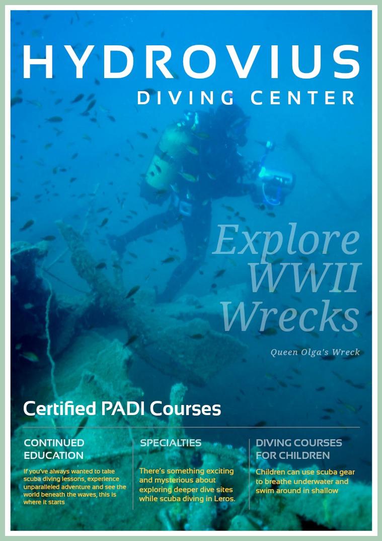 Hydrovius Diving Center Diving Center