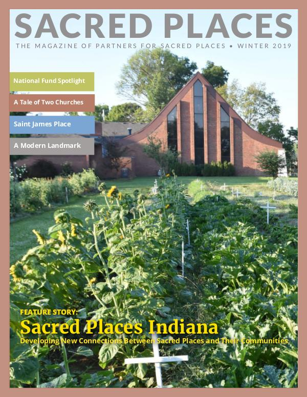 Sacred Places Winter 2019