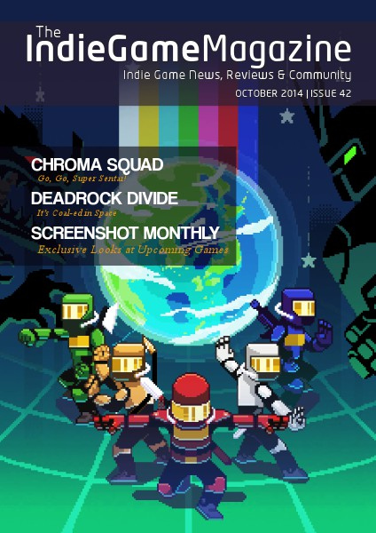 The Indie Game Magazine October 2014 | Issue 42