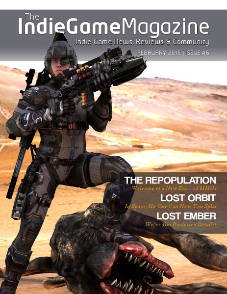 The Indie Game Magazine February 2015 | Issue 46