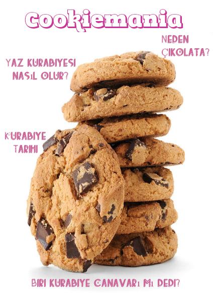 Cookiemania june 2014 cookie