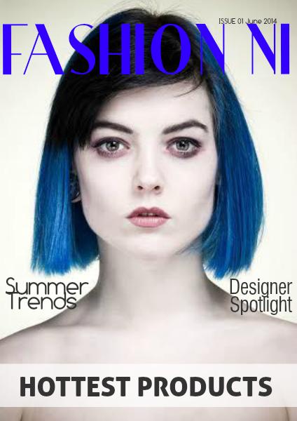 Fashion NI July 2014
