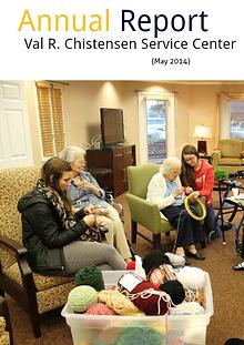 Utah State University Val R. Christensen Service Center Annual Report