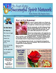 Successful Spirit May Newsletter