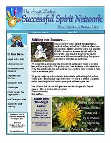 Successful Spirit Webzine June Issue