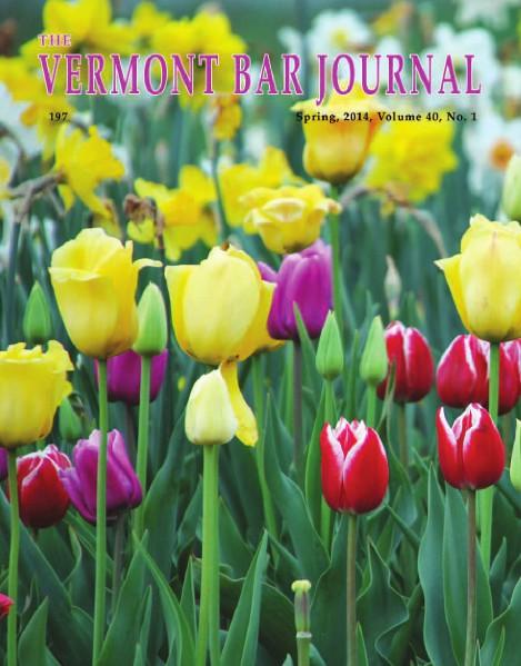 Spring 2014, Vol. 40, No. 1