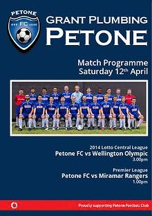 Match Programme