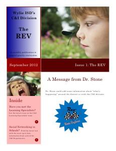 Sample REV Magazine Sep. 2012