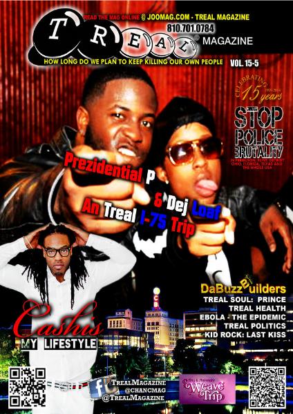 Treal Magazine 15-5