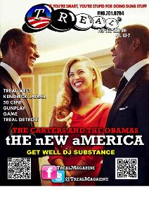 Treal/Chanc' Magazine treal magazine vol 13 issue 7