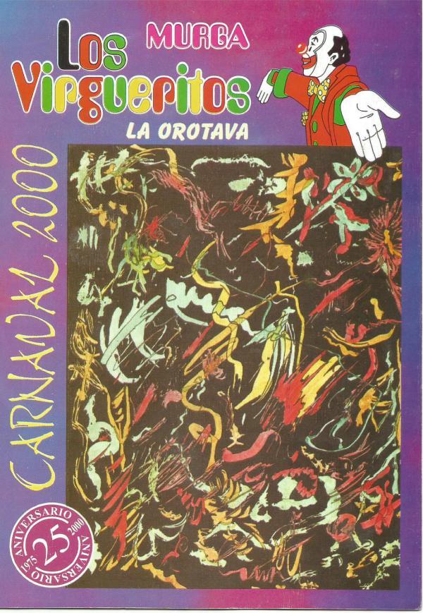 Cancioneros de Los Virgueritos Especial 25 Aniversario - 2000