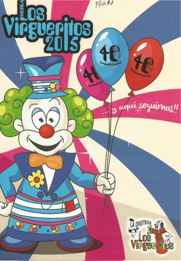Especial 40 Aniversario - 2015