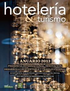 Hoteleria & Turismo HOTELGA Dec.2013