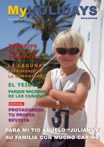 MyHOLIDAYS magazine TENERIFE  2012