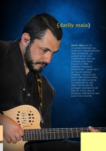 Darlly Maia - Dossier Completo DARLLY MAIA _voz e violão_  DOSSIER COMPLÈTE
